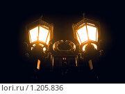 Фонарь (2009 год). Стоковое фото, фотограф Евгений Тиняков / Фотобанк Лори