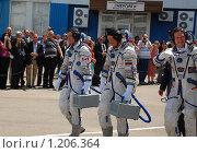 Перед стартом (2009 год). Редакционное фото, фотограф Victor Spacewalker / Фотобанк Лори
