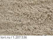 Рыхлый песок крупным планом. Стоковое фото, фотограф Екатерина Будник / Фотобанк Лори