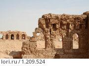 Развалины города Расафех (Сергиополис). Сирия (2009 год). Стоковое фото, фотограф Владимир Ионов / Фотобанк Лори