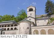 Купить «Цетинье. Богородицкий монастырь», фото № 1213272, снято 11 июня 2009 г. (c) Илюхина Наталья / Фотобанк Лори