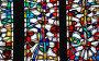 Витраж в Кафедральном Соборе Непорочного Зачатия Пресвятой Девы Марии. Москва, эксклюзивное фото № 1214996, снято 27 апреля 2009 г. (c) lana1501 / Фотобанк Лори