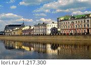 Купить «Набережная Москвы», фото № 1217300, снято 2 мая 2006 г. (c) Катя Белякова / Фотобанк Лори