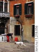 Венеция (2009 год). Редакционное фото, фотограф Екатерина Петрухина / Фотобанк Лори