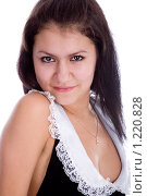 Купить «Домработница», фото № 1220828, снято 15 октября 2008 г. (c) Коваль Василий / Фотобанк Лори