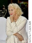 Купить «Актриса Светлана Немоляева», фото № 1223328, снято 8 июня 2009 г. (c) Владимир Ременец / Фотобанк Лори