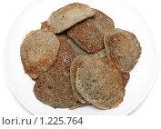 Купить «Драники», фото № 1225764, снято 14 ноября 2009 г. (c) Руслан Кудрин / Фотобанк Лори