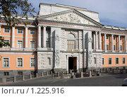 Санкт-Петербург, вид на Инженерный (Михайловский) замок (2009 год). Редакционное фото, фотограф Алексей Артамонов / Фотобанк Лори