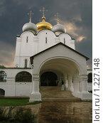 Храм (2006 год). Стоковое фото, фотограф Николай Корсунь / Фотобанк Лори