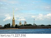 Петропавловская крепость. Санкт-Петербург. (2008 год). Стоковое фото, фотограф Луговой Даниил / Фотобанк Лори
