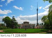 Купить «Дворец графа Шереметева. Останкино. Москва», эксклюзивное фото № 1228608, снято 18 мая 2009 г. (c) lana1501 / Фотобанк Лори