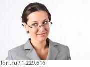 Купить «Бизнесвумен», фото № 1229616, снято 30 мая 2009 г. (c) Losevsky Pavel / Фотобанк Лори