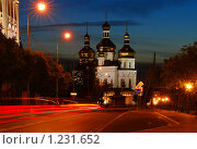Купить «Ночная Тюмень», фото № 1231652, снято 15 июня 2009 г. (c) Зайцев Алексей / Фотобанк Лори