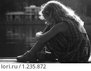 Купить «Из серии Детство», фото № 1235872, снято 21 июля 2009 г. (c) Юля Волкова / Фотобанк Лори
