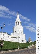 Казанский кремль (2009 год). Редакционное фото, фотограф Евгений Яковлев / Фотобанк Лори
