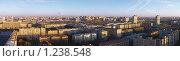 Купить «Санкт-Петербург. Панорама», фото № 1238548, снято 17 ноября 2018 г. (c) Юрий Каркавцев / Фотобанк Лори