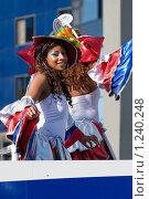 Купить «Летний карнавал в Роттердаме, Нидерланды. 25 июля 2009 года», фото № 1240248, снято 25 июля 2009 г. (c) Петр Кириллов / Фотобанк Лори