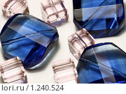 Стеклянные камушки. Стоковое фото, фотограф Яковлева Наталья / Фотобанк Лори