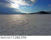 Байкал зимой. Стоковое фото, фотограф Ипполитов Александр / Фотобанк Лори