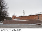 Купить «Великий Новгород, Кремль», фото № 1247884, снято 21 февраля 2009 г. (c) Ярослава Синицына / Фотобанк Лори