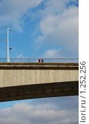 Мост через небо. Стоковое фото, фотограф Иванка Иванка / Фотобанк Лори
