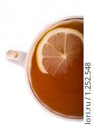 Чашка чая. Стоковое фото, фотограф Суров Антон / Фотобанк Лори
