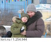 Купить «Семья», фото № 1254944, снято 3 января 2007 г. (c) Землянникова Вероника / Фотобанк Лори