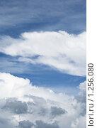 Небо с облаками в солнечный день. Стоковое фото, фотограф Rumo / Фотобанк Лори