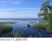 За рыбой (2008 год). Редакционное фото, фотограф Чернышев Александр Анатольевич / Фотобанк Лори