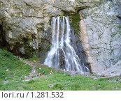Водопад. Стоковое фото, фотограф Владимир Стефанов / Фотобанк Лори