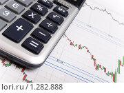 Купить «Калькулятор и графики валют», фото № 1282888, снято 11 декабря 2009 г. (c) Валерий Лифонтов / Фотобанк Лори