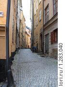 Улица Стокгольма (2009 год). Стоковое фото, фотограф Татьяна Шишкова / Фотобанк Лори