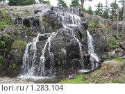 Водопад. Стоковое фото, фотограф Татьяна Шишкова / Фотобанк Лори
