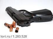 Пистолет. Стоковое фото, фотограф АЛЕКСЕЙ   ЧЕРНЫШЕВ / Фотобанк Лори
