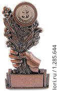 Сувенир награда, третье место. Стоковое фото, фотограф Андрей Гагарин / Фотобанк Лори