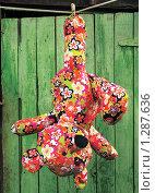 Купить «Медведь сушится», фото № 1287636, снято 10 июля 2008 г. (c) Кирюшина Евгения / Фотобанк Лори