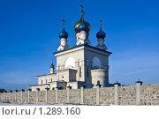 Купить «Собор Утоли Моя Печали. Челябинск», фото № 1289160, снято 12 декабря 2009 г. (c) Андрей Соловьев / Фотобанк Лори