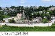 Монастырь в Старице (2009 год). Стоковое фото, фотограф Роман Смирнов / Фотобанк Лори