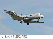 Купить «Як-40», фото № 1292492, снято 19 августа 2009 г. (c) Екатерина Тарасенкова / Фотобанк Лори