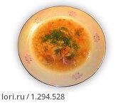 Купить «Гороховый суп с копченостями», фото № 1294528, снято 16 декабря 2009 г. (c) Neta / Фотобанк Лори