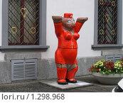 Медведица медсестра (2005 год). Редакционное фото, фотограф Жанна Яцук / Фотобанк Лори