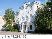 Купить «Выборг. Старое здание», эксклюзивное фото № 1299160, снято 22 августа 2009 г. (c) Александр Щепин / Фотобанк Лори