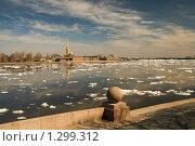 Весенний Санкт-Петербург (2009 год). Стоковое фото, фотограф Александр Алексеев / Фотобанк Лори