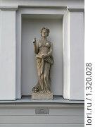 Купить «Античная скульптура Флоры», фото № 1320028, снято 29 октября 2009 г. (c) Александр Секретарев / Фотобанк Лори