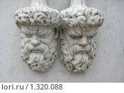 Купить «Елагин дворец. Барельеф на вазе», фото № 1320088, снято 29 октября 2009 г. (c) Александр Секретарев / Фотобанк Лори