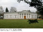 Купить «Кухонный корпус Елагина дворца», фото № 1320096, снято 29 октября 2009 г. (c) Александр Секретарев / Фотобанк Лори