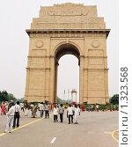 Купить «Ворота Индии», эксклюзивное фото № 1323568, снято 17 августа 2005 г. (c) Free Wind / Фотобанк Лори