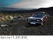 ВАЗ 2107 (2009 год). Редакционное фото, фотограф Артем Коржуков / Фотобанк Лори
