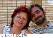 Купить «Счастливая пара», фото № 1332276, снято 23 августа 2009 г. (c) Анна Лурье / Фотобанк Лори