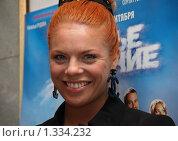 Купить «Анастасия Стоцкая», фото № 1334232, снято 1 октября 2009 г. (c) Архипова Екатерина / Фотобанк Лори